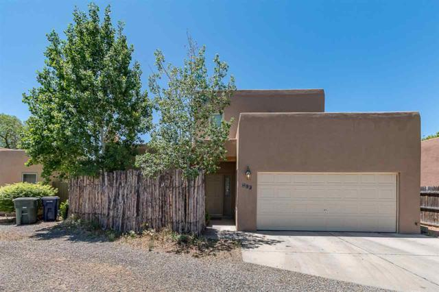 832 Osito Place, Santa Fe, NM 87505 (MLS #201802200) :: The Desmond Group