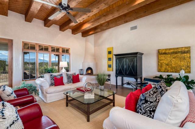 6 Loma De La Vida, Santa Fe, NM 87506 (MLS #201802205) :: The Very Best of Santa Fe