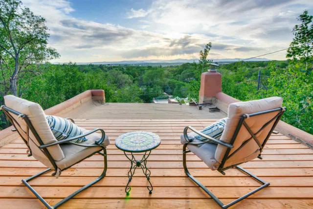 1 Montoya Circle Unit E E, Santa Fe, NM 87501 (MLS #201802220) :: The Very Best of Santa Fe