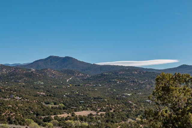 11 Desert Mountain, Santa Fe, NM 87508 (MLS #201802228) :: The Desmond Group