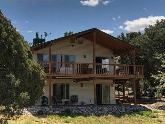 17 North Leaning Pine Dr, Los Ojos, NM 87551 (MLS #201802244) :: The Desmond Group