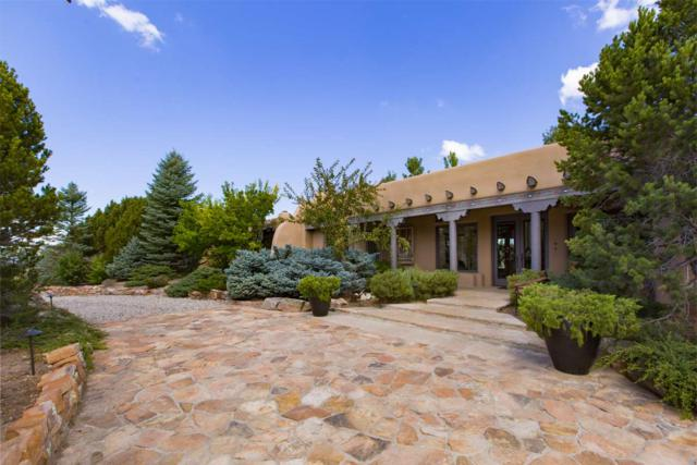 25 Montecito, Santa Fe, NM 87506 (MLS #201802249) :: The Desmond Group