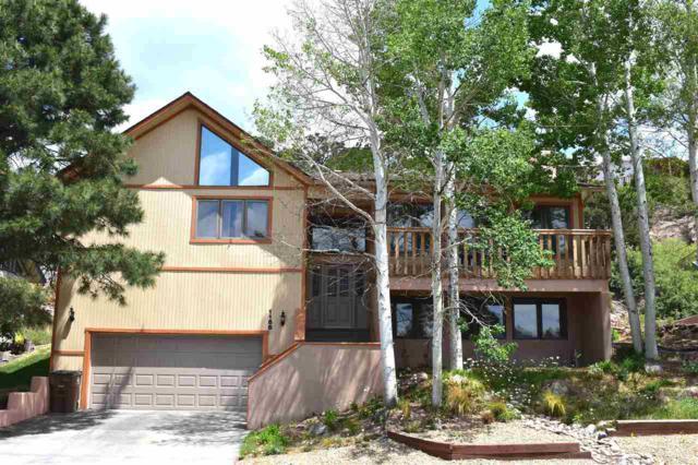 1166 Big Rock Loop, Los Alamos, NM 87544 (MLS #201802266) :: The Very Best of Santa Fe