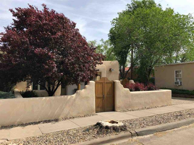 115 W Santa Fe Avenue #B, Santa Fe, NM 87505 (MLS #201802281) :: The Desmond Group