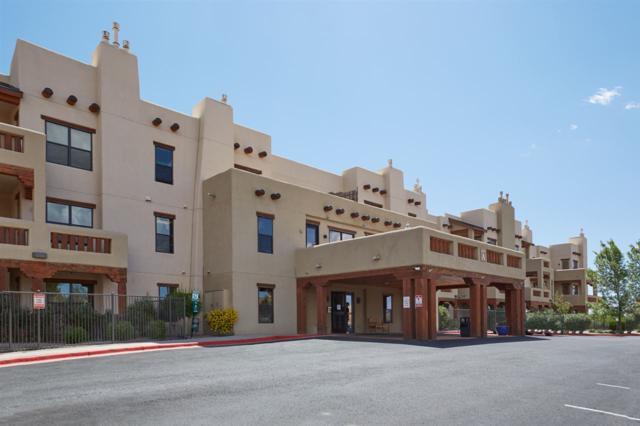 1405 Vegas Verdes #102, Santa Fe, NM 87507 (MLS #201802282) :: The Very Best of Santa Fe