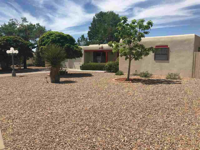 2522 Camino Alfredo, Santa Fe, NM 87505 (MLS #201802288) :: The Desmond Group