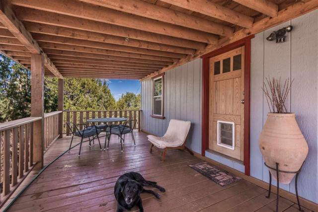 45 River Road, Ilfeld, NM 87538 (MLS #201802292) :: The Desmond Group