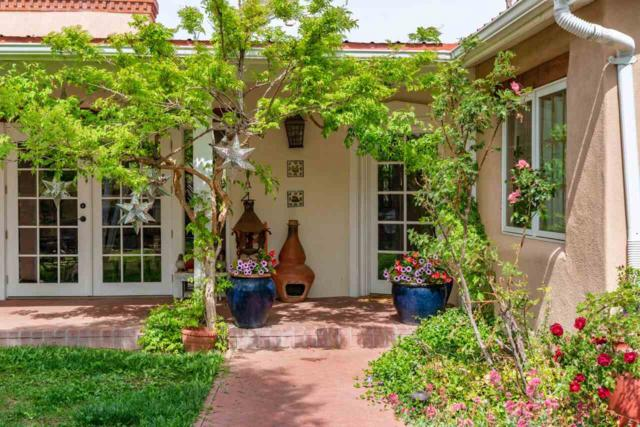 1008 Paseo De La Cuma, Santa Fe, NM 87501 (MLS #201802296) :: The Very Best of Santa Fe