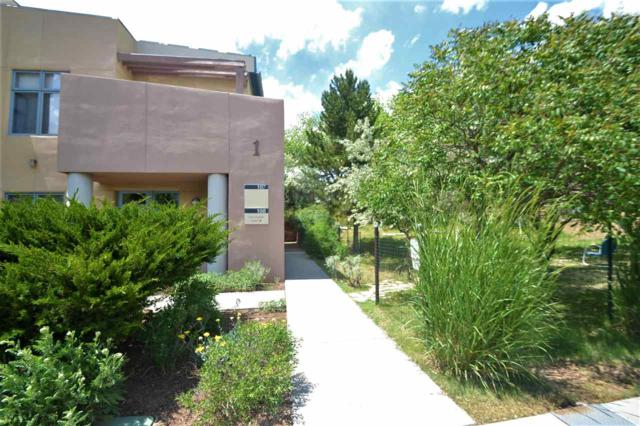 3600 Cerrillos #108, Santa Fe, NM 87507 (MLS #201802297) :: The Desmond Group