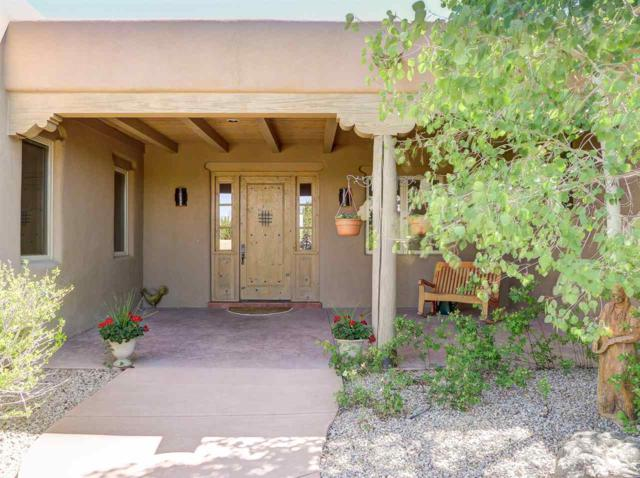 3 Indigo Court, Santa Fe, NM 87506 (MLS #201802313) :: The Desmond Group