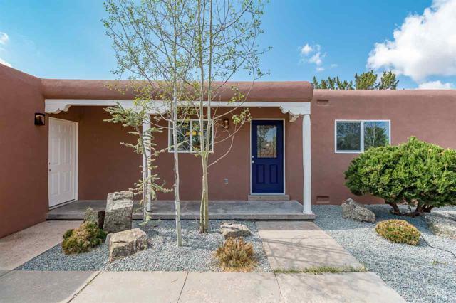 201 Calle San Simon, Santa Fe, NM 87505 (MLS #201802350) :: The Desmond Group