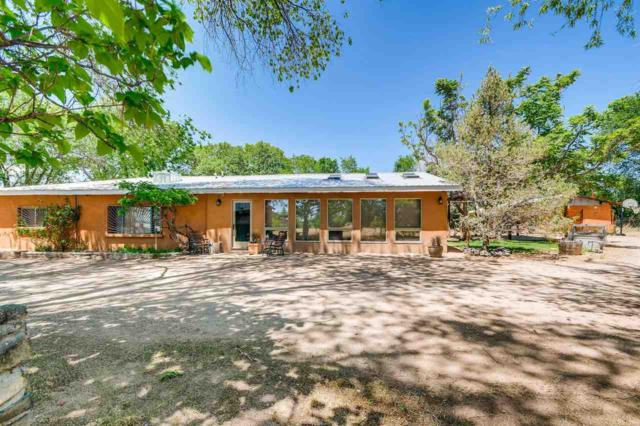 1513 Simmons Lane, Fairview, NM 87532 (MLS #201802364) :: The Desmond Group