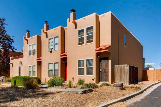 1522 Avenida De Las Americas, Santa Fe, NM 87507 (MLS #201802428) :: The Desmond Group