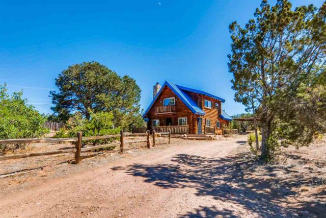 718 Old Las Vegas Hwy, Santa Fe, NM 87505 (MLS #201802438) :: The Very Best of Santa Fe