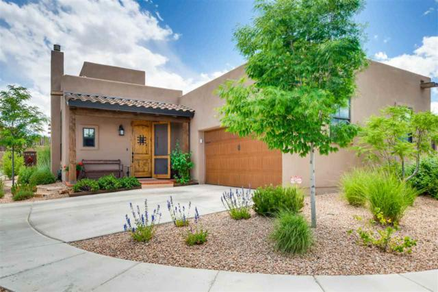 3157 Viale Cetona, Santa Fe, NM 87505 (MLS #201802454) :: The Desmond Group