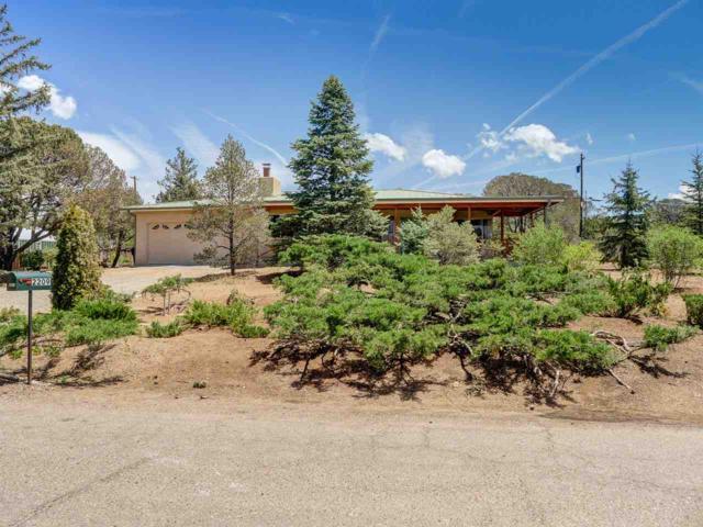 2209 Fort Union Drive, Santa Fe, NM 87505 (MLS #201802495) :: The Desmond Group