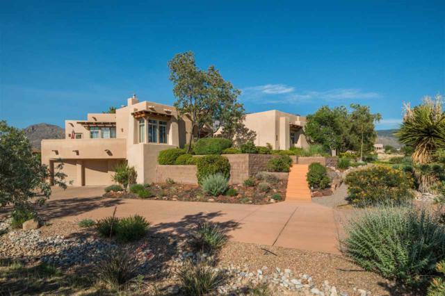 9631 Desert Mountain Road, Albuquerque, NM 87122 (MLS #201802504) :: The Desmond Group
