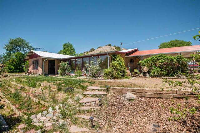 25 Private Road 1449, Off Cr 100, Chimayo, NM 87522 (MLS #201802596) :: The Bigelow Team / Realty One of New Mexico