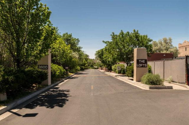 3600 Cerrillos Rd, Unit 101 And 102, Santa Fe, NM 87507 (MLS #201802609) :: The Desmond Group