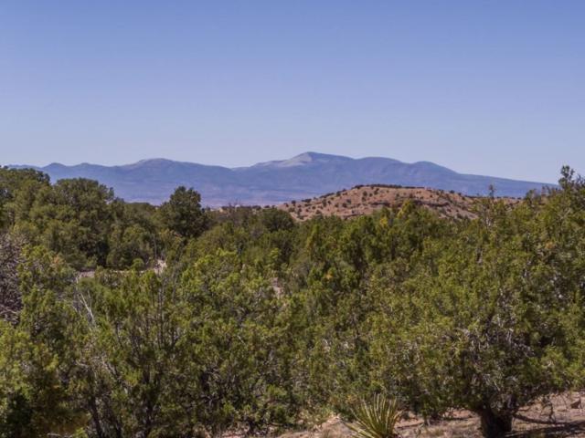 112 Vuelta Maria, Santa Fe, NM 87506 (MLS #201802627) :: The Desmond Group
