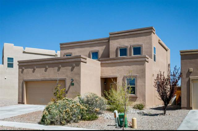 4228 Luz Del Sol, Santa Fe, NM 87507 (MLS #201802636) :: The Desmond Group
