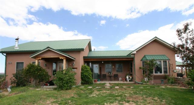 41 Private Drive 1614A, Medanales, NM 87548 (MLS #201802650) :: The Desmond Group