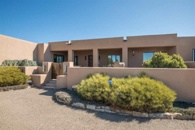2114 Colina Verde, Santa Fe, NM 87501 (MLS #201802669) :: The Very Best of Santa Fe