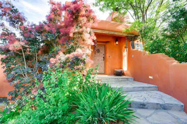 70 Vuelta Maria, Santa Fe, NM 87506 (MLS #201802670) :: The Bigelow Team / Realty One of New Mexico