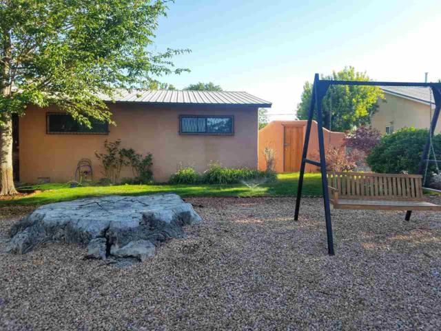 803 Sunset Dr, Fairview, NM 87532 (MLS #201802713) :: The Desmond Group