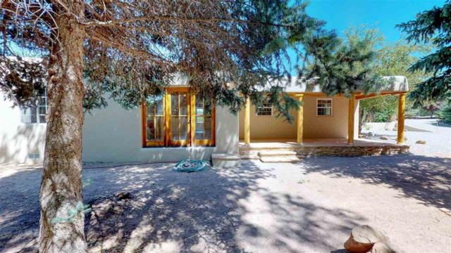63A County Road 84G, Santa Fe, NM 87506 (MLS #201802767) :: The Desmond Group