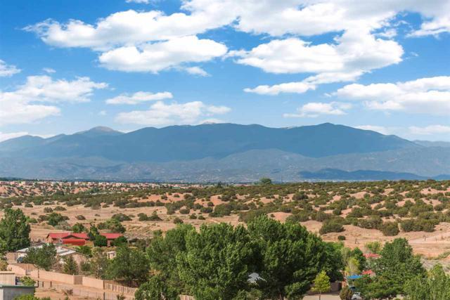 98A N Paseo De Angel, Santa Fe, NM 87507 (MLS #201802905) :: The Desmond Group