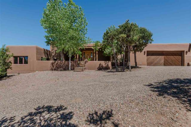 3056 Monte Sereno Drive, Santa Fe, NM 87506 (MLS #201802924) :: The Desmond Group