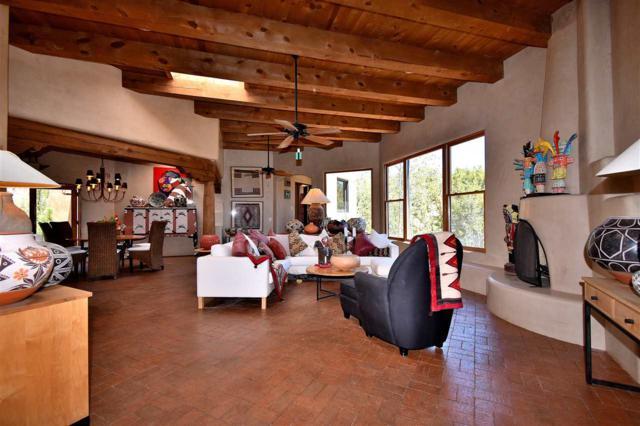 779 Camino Francisca, Santa Fe, NM 87506 (MLS #201802931) :: The Desmond Group