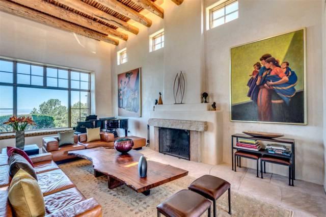 23 Vista Redonda, Santa Fe, NM 87506 (MLS #201802977) :: The Very Best of Santa Fe