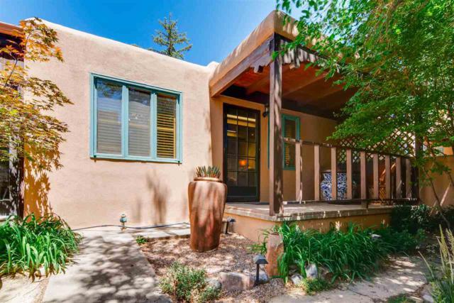112 Camino Escondido Unit 7, Santa Fe, NM 87501 (MLS #201802988) :: The Very Best of Santa Fe
