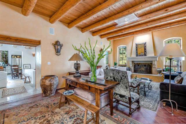1290 Lejano Lane, Santa Fe, NM 87501 (MLS #201803032) :: The Very Best of Santa Fe