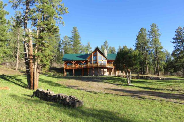 30 Log Ridge Trail, Chama, NM 87520 (MLS #201803095) :: The Very Best of Santa Fe