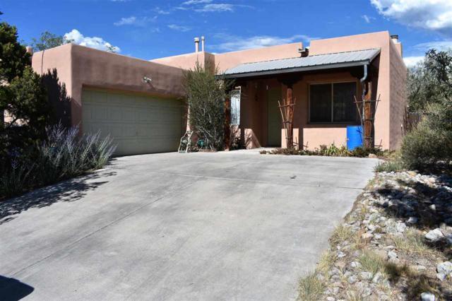 6516 Valentine Way, Santa Fe, NM 87507 (MLS #201803167) :: The Desmond Group
