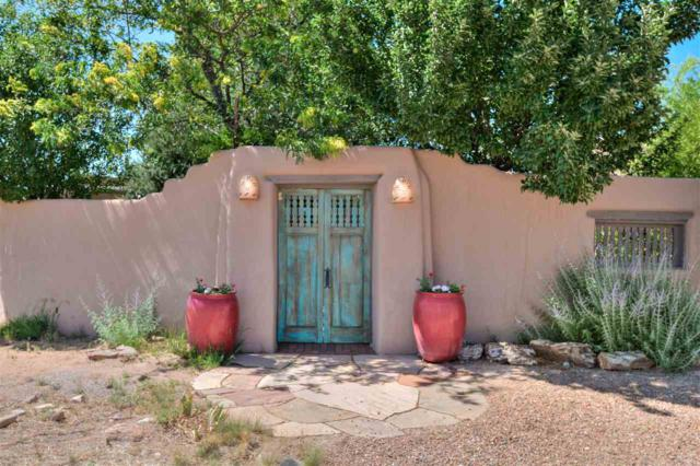 14 Lucero, Santa Fe, NM 87508 (MLS #201803195) :: The Desmond Group