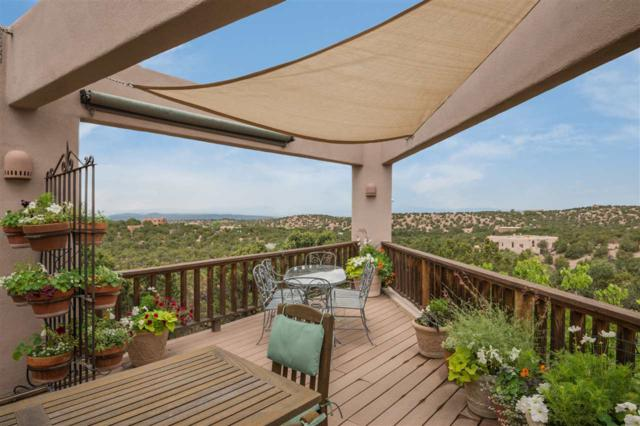 57 Tano West, Santa Fe, NM 87506 (MLS #201803227) :: The Desmond Group