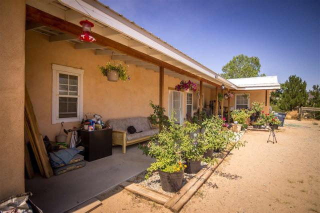 1062 Private Dr House 13, Alcalde, NM 87511 (MLS #201803251) :: The Very Best of Santa Fe