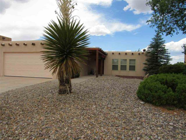 4131 Cheyenne, Santa Fe, NM 87507 (MLS #201803290) :: The Desmond Group