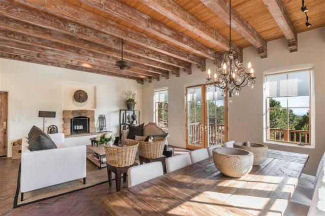 1012 Sierra Del Norte, Santa Fe, NM 87501 (MLS #201803314) :: The Desmond Group