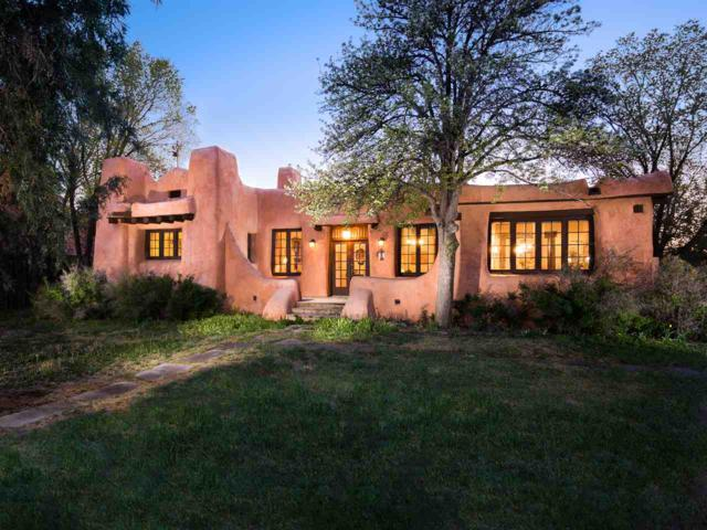 334 Garcia, Santa Fe, NM 87501 (MLS #201803323) :: The Very Best of Santa Fe