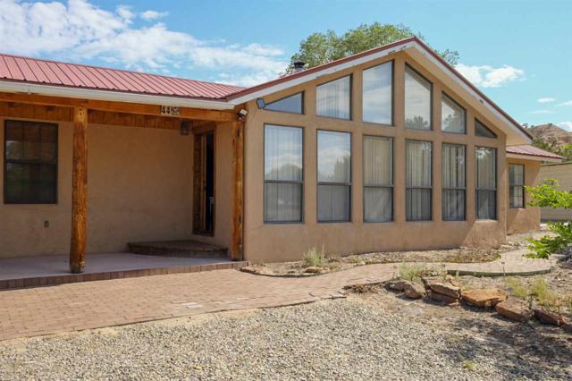 44 Tango Road, Santa Fe, NM 87506 (MLS #201803336) :: The Desmond Group