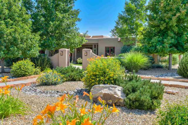 17 Paseo Del Oso, Santa Fe, NM 87506 (MLS #201803399) :: The Desmond Group
