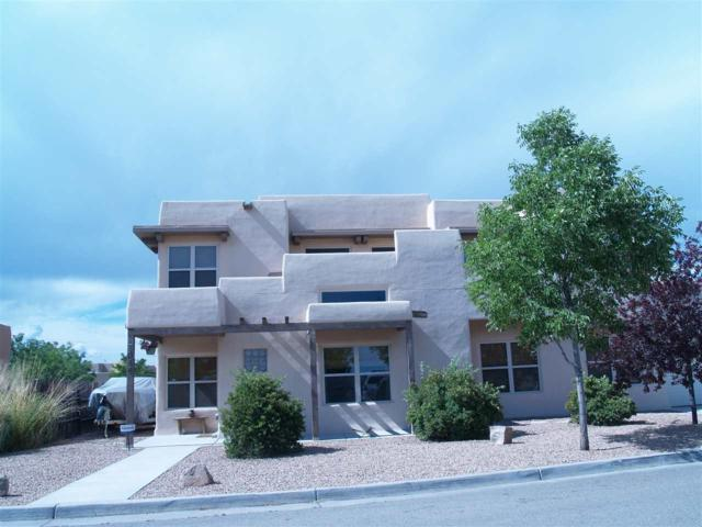 7044 Vuelta Vistoso, Santa Fe, NM 87507 (MLS #201803434) :: The Very Best of Santa Fe