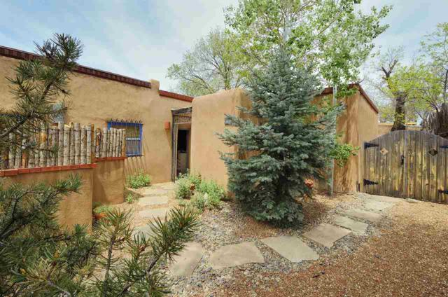 635 W San Francisco  #B B, Santa Fe, NM 87501 (MLS #201803441) :: The Desmond Group