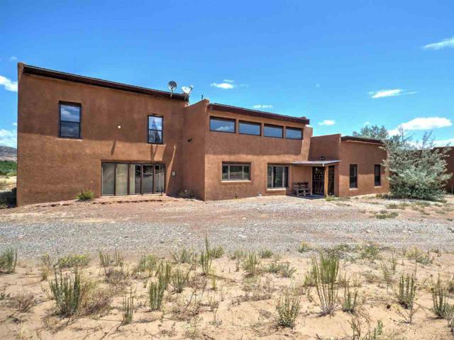 20730 North Us 84, Abiquiu, NM 87510 (MLS #201803462) :: The Very Best of Santa Fe