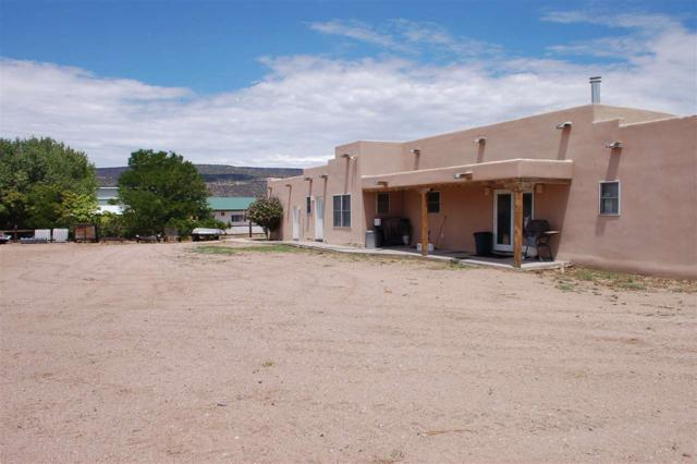 19 County Road 46, Los Luceros, NM 87511 (MLS #201803466) :: The Desmond Group
